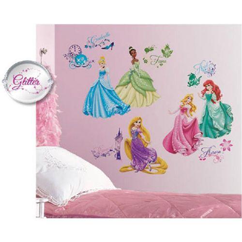 RoomMates muursticker Princess 4 vel 25x46 cm