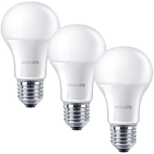 Ampoule LED Philips 'A60M' 40W – 3 pcs