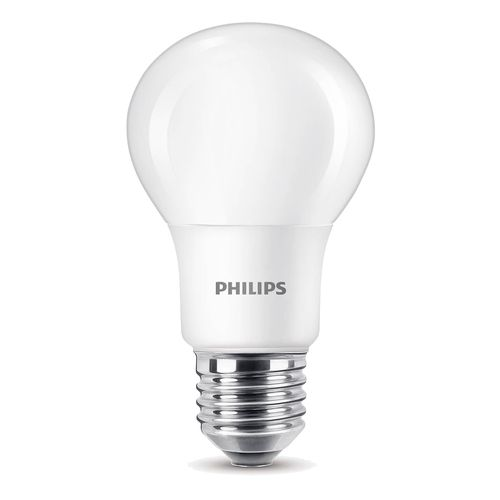 Philips LED-lamp A60 8W E27 - 3 stuks