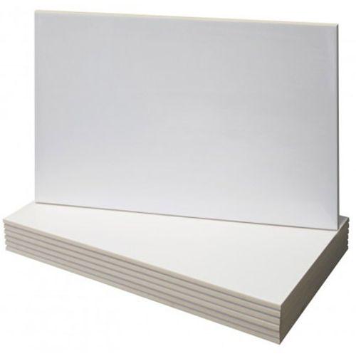 Wandtegel Glans wit 20x40cm