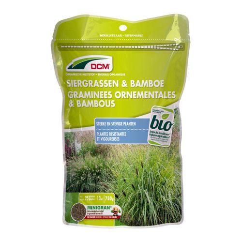 DCM organisch Meststof Siergras en Bamboe 0,75kg