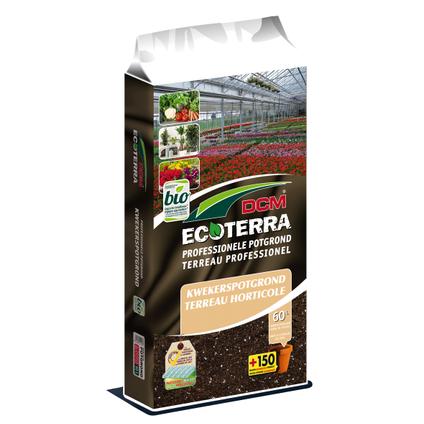 Terreau horticole DCM Ecoterra 60L