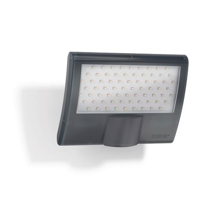 Steinel LED-straler XLED Curved antraciet 10,5 W