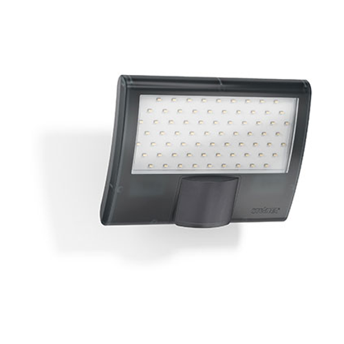 Projecteur LED Steinel 'XLED Curved' anthracite 10,5 W
