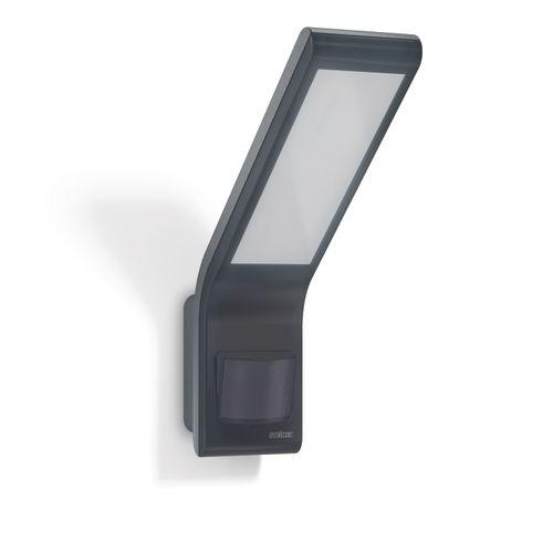 Projecteur LED Steinel 'XLED Slim' anthracite 10,5 W