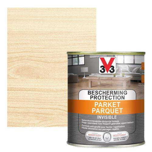 Protection invisible V33 parquet inColore mat 750ml