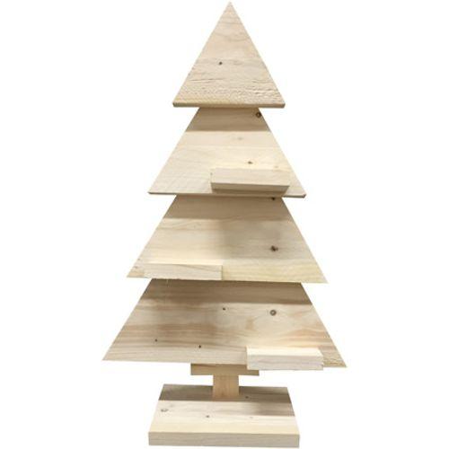 Kit sapin de Noël en bois