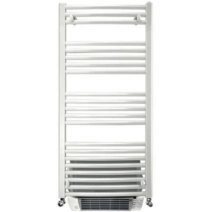 Radiateur sèche-serviette De'Longhi 'Alicante' blanc 80,1 x 55 cm