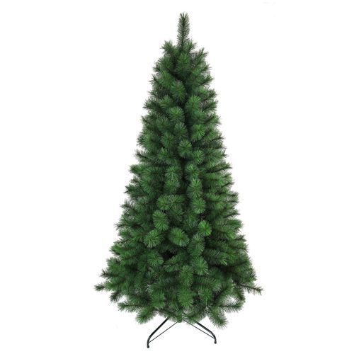 Sapin de Noël artificiel Central Park Highland vert 210cm