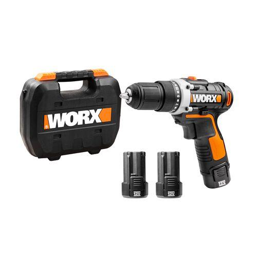 Worx schroefboormachine 'WX128.2' 12V
