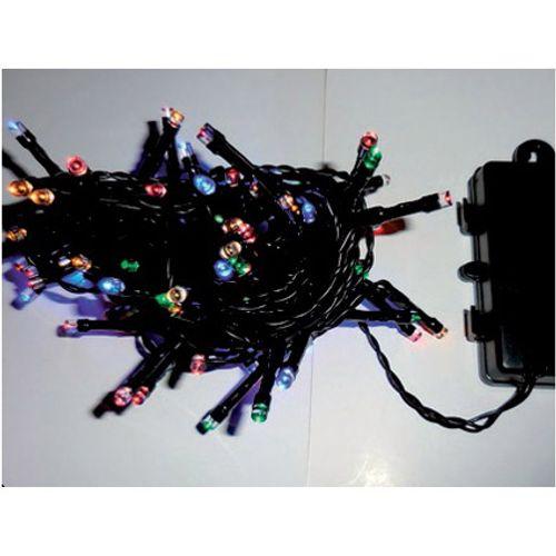 Central Park kerstverlichting X-Mas meerkleurig 100 lampjes