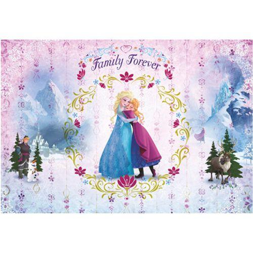 Disney fotobehang Frozen Family forever
