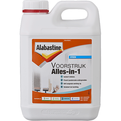 Alabastine voorstrijk alles-in-1
