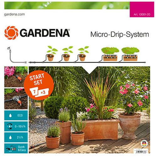 Kit pour plantes en pot Gardena