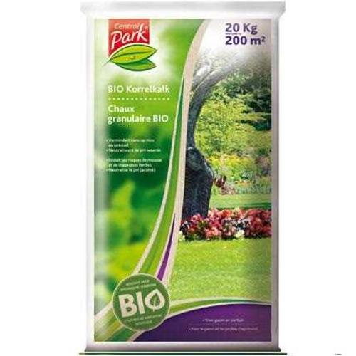 Central Park korrelkalk biologisch 20kg