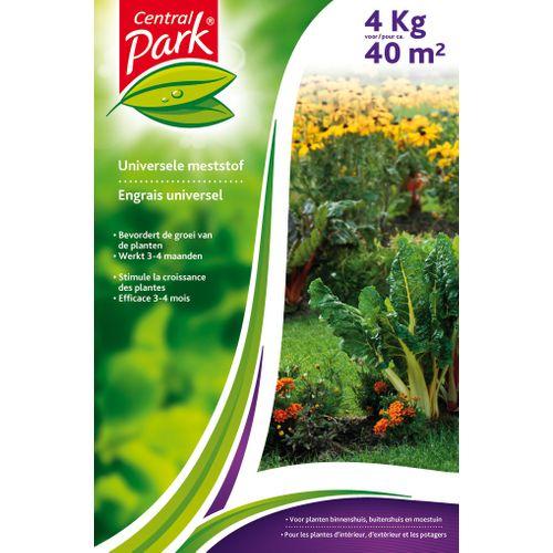 Central Park Engrais Universel 4kg
