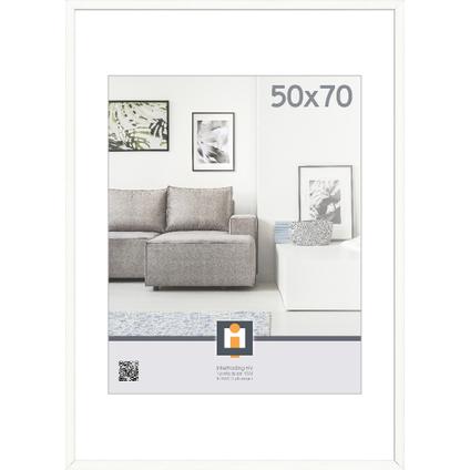 Intertrading fotolijst 'Goteborg' hout wit 50 x 70 cm