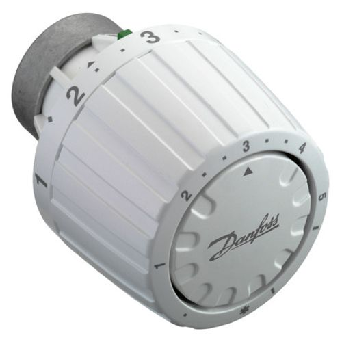 Danfoss thermostaatknop Ø26mm wit