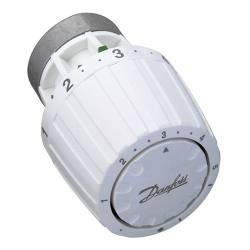 Danfoss thermostaatknop Ø34mm wit