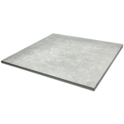 Keramische tuintegel Cimento Grey 61x61cm 0,37m²