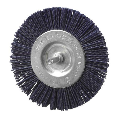 Eurom brosse reserve pour brosse à mauvaises herbes nylon