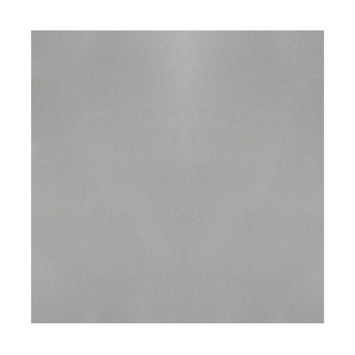Tôle GAH Alberts aluminium lisse gris 100 x 12 cm x 0,5 mm