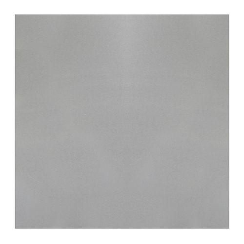 Tôle GAH Alberts aluminium lisse gris 100 x 30 cm x 0,8 mm