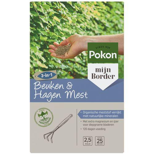 Pokon meststof Beuken & Hagen voeding 2,5 kg
