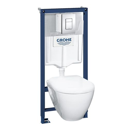Grohe zwevend wc-pack Serel 3/6 L