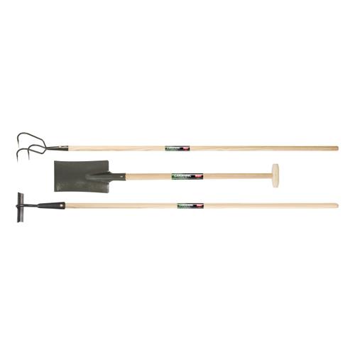 Set 3 outils de jardin Polet
