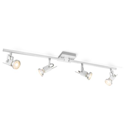 Home Sweet Home spot LED Cali aluminium 4x5,8W