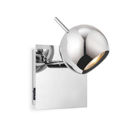 Home Sweet Home spot LED Bollo chroom 5,8W