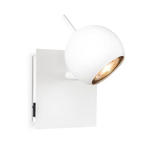 Home Sweet Home spot LED Bollo blanc 5,8W