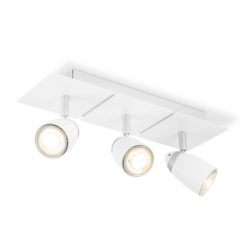 Home Sweet Home spot LED Gina blanc 3x5,8W