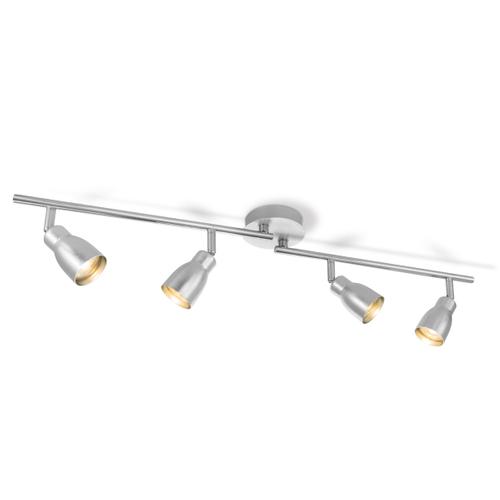 Home Sweet Home spot LED Alba aluminium 4x5,8W