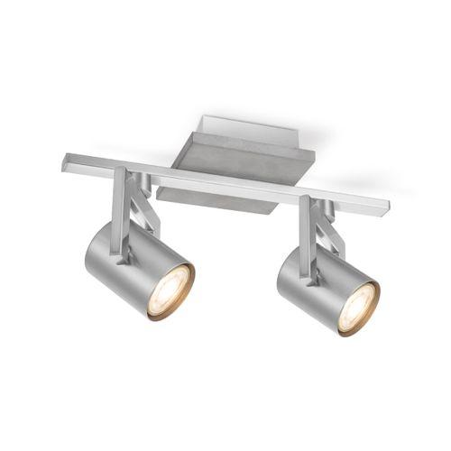 Home Sweet Home spot LED Concrete grijs 2x5,8W