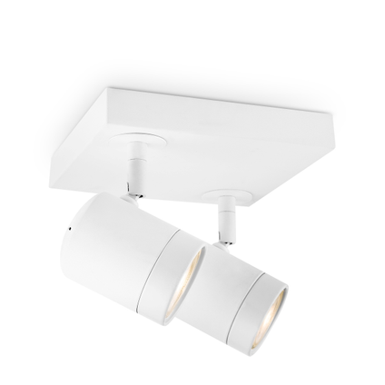 Home Sweet Home spot LED Manu wit 16cm 2x5,8W