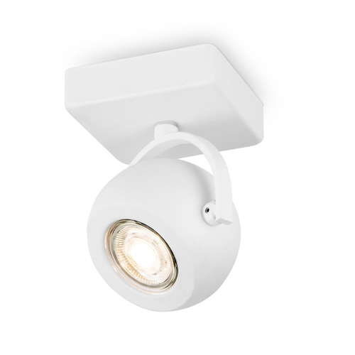 Home Sweet Home spot LED Nop wit 14cm 5,8W