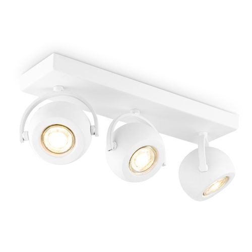 Home Sweet Home spot LED Nop wit 3x5,8W