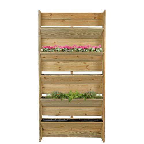 Plantscherm Cascade 90x180