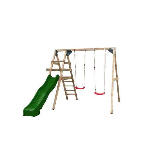 SwingKing schommel Celina 280x330x245cm groen
