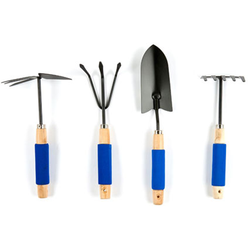 Talen Tools tuingereedschap set