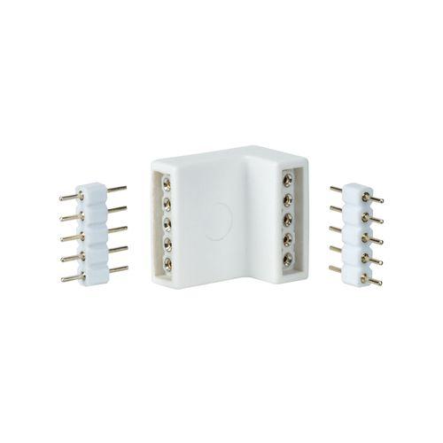 Paulmann Edge-connector MaxLED 4 stuks wit