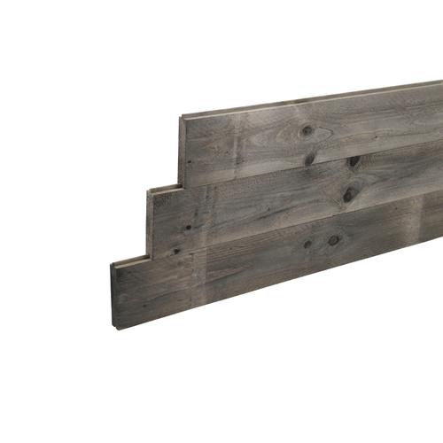 Terrasplank 'Vintage Grey' 180 x 14,5 cm