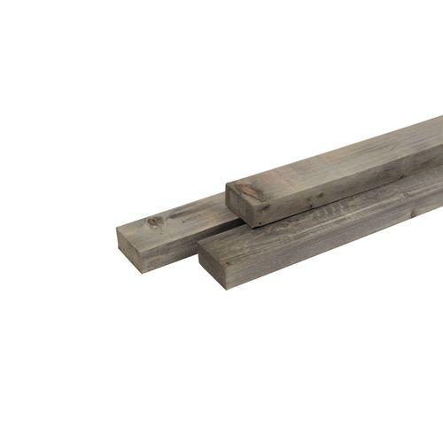 Tuinplank hout 250 x 3 x 3 cm