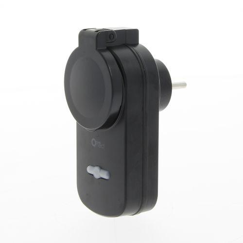 Profile stopcontact Extra 3680W IP44 zwart