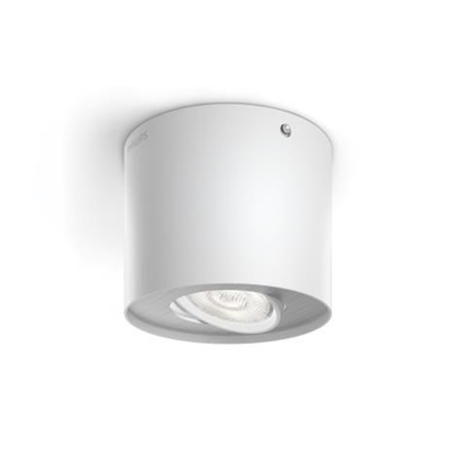 Philips opbouwspot Phase wit 4,5W