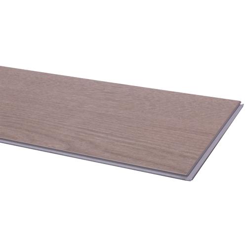 CanDo PVC-vloer Comfort Click lichtgrijs eik 5mm 2,21m²