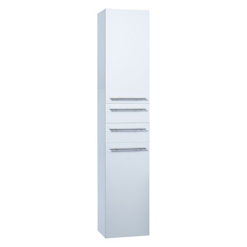 Differnz kolomkast Force hoog rechts 176cm wit