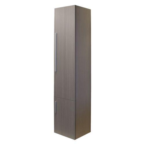 Differnz kolomkast Style 165cm rechts grijs eiken